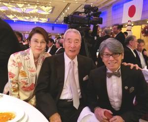 金田正一と阪本会長と